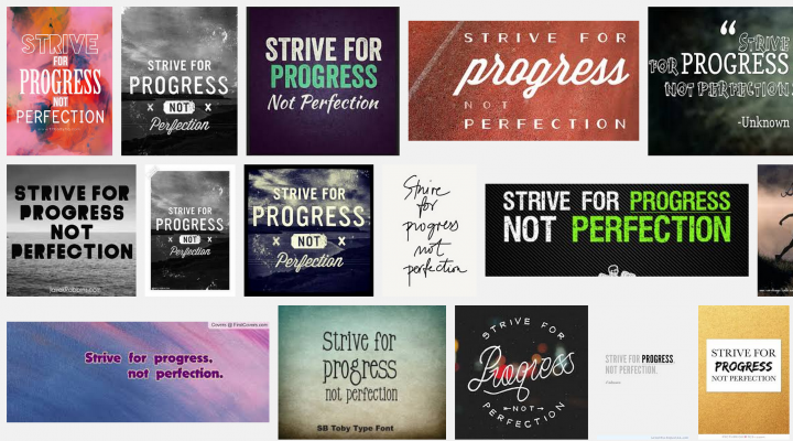 striveforprogress