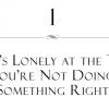 トップは孤独なものだよねと言うのは、やるべきことをやってない証拠