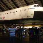 スペースシャトルを無料展示する社会。寄付金の額がすごすぎる件