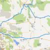 総走行距離1500マイル=2400キロ! 4泊5日で回れたのはアメリカのこんなにちっぽけな部分だけだった