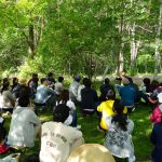 マインドフルで静かな刺激に満ちた体験「The Life School」in 軽井沢
