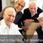 90歳から人生のピークを更新し続ける人々